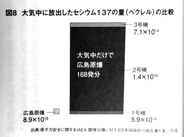 セシウム137の量P63